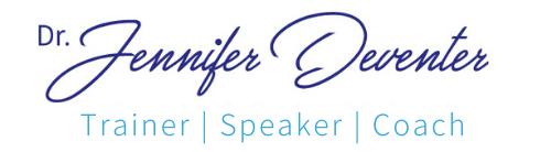 Dr. Jennifer Deventer | Menschsein im 21. Jahrhundert